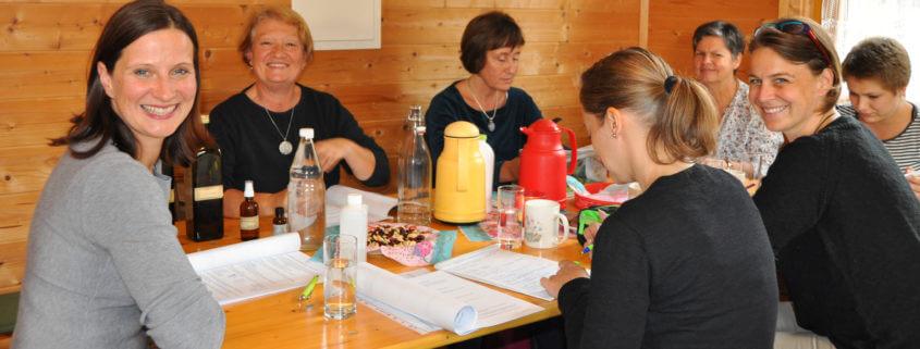 Naturkosmetikworkshop mit Diana Zenz